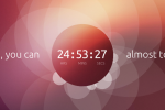Ubuntu countdown teaser hints at touch support