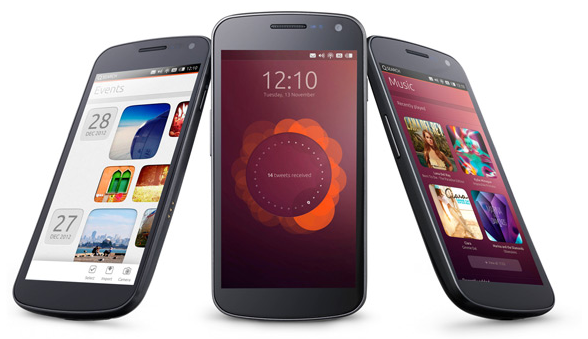 Ubuntu mobile OS announced, coming to phones in 2014