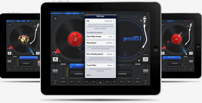 iOS hacker Pod2g launches PodDJ for iPad