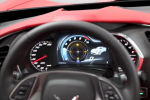 Chevrolet shows off 2014 Corvette all-digital instrument panel