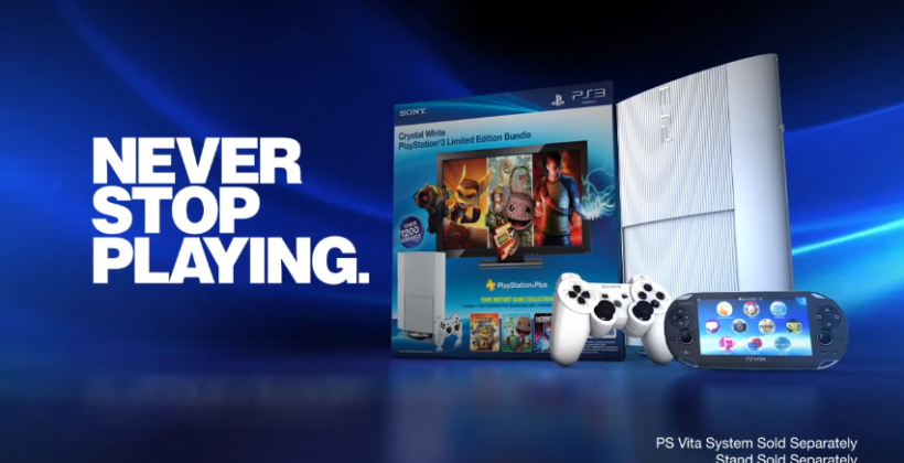 Classic White PlayStation 3 bundle hits the US on January 27
