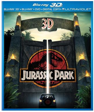 Jurassic Park 3D hits Blu-ray and DVD April 23