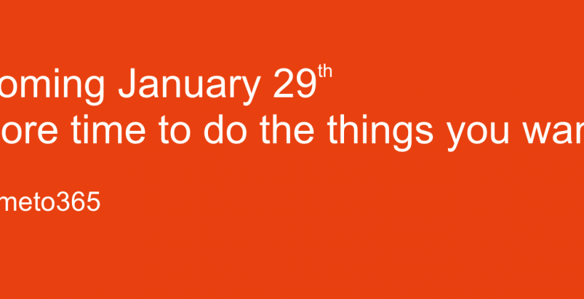 Microsoft Office 2013 general availability arriving tomorrow