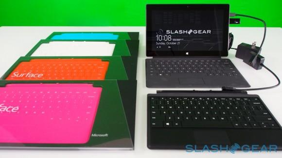 Microsoft Surface Pro production in full force