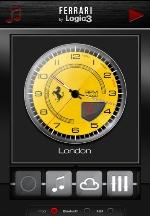 Ferrari by Logic3 GT1 Bluetooth speaker dock set for CES 2013