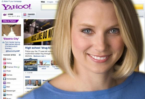 "Yahoo CEO Mayer: Lack of hardware, software allows for ""strong partnerships"""