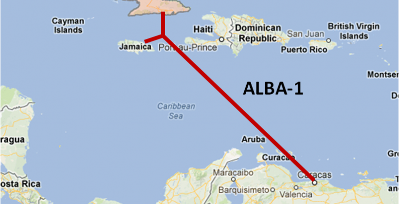 Cuba reportedly fires up underwater fiber optic cable for first time