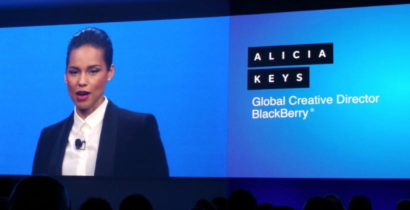 Alicia Keys joins BlackBerry as Global Creative Director