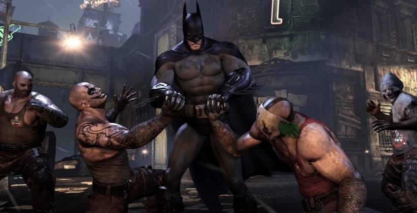 Warner Bros registers 15 Batman Arkham domains