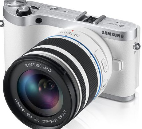 Samsung announces 3D-capable NX300 mirrorless camera