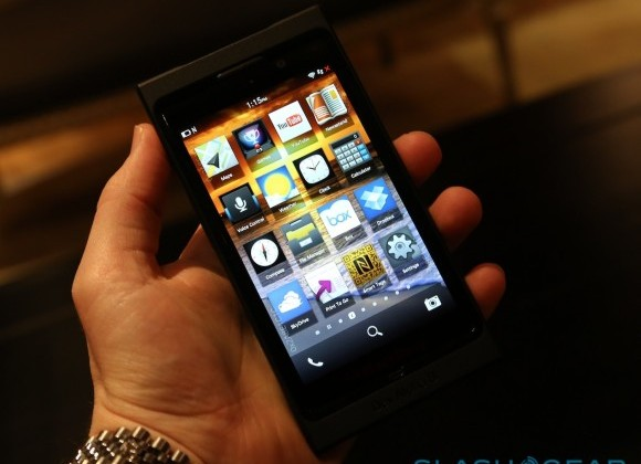 BlackBerry 10 movie and music plenty detailed