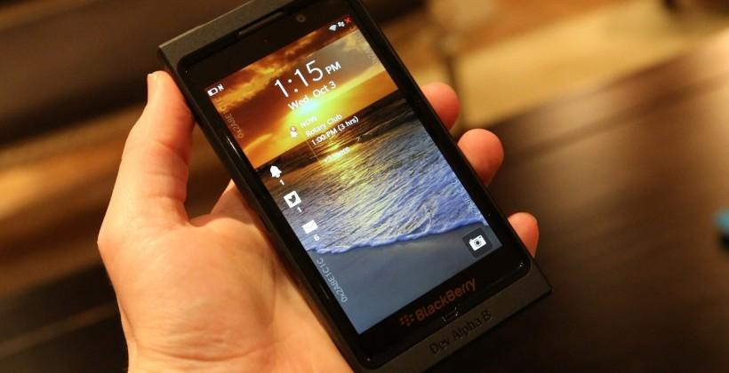 RIM: Expect six BlackBerry 10 phones in 2013 but no carrier exclusives