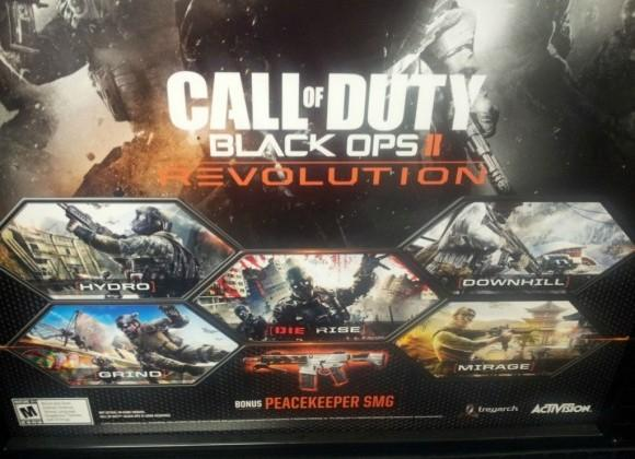 Call Of Duty Zombies Map Pack on