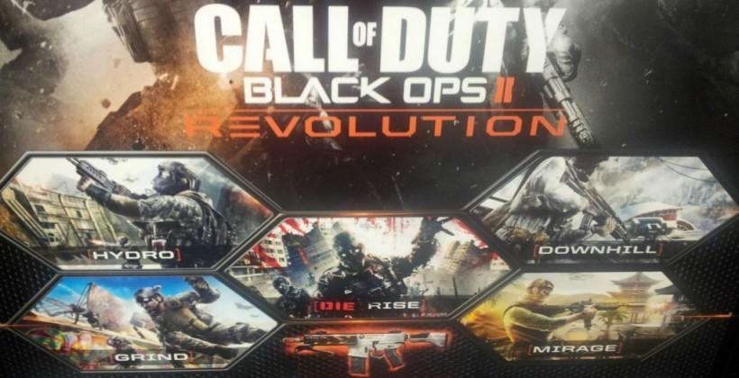 First Black Ops II DLC details leak out