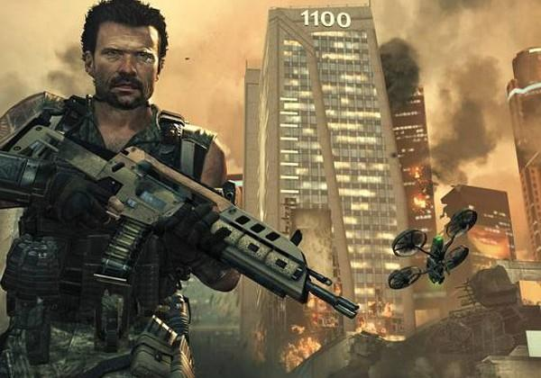 Black Ops II was the best-selling game of 2012