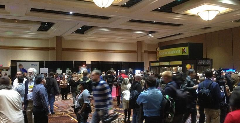 Goodbye CES 2013: It's been fun!