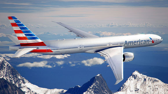 American Airlines unveils new look, more tech