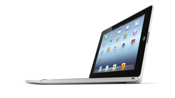 ClamCase Pro turns your iPad into an ultrabook