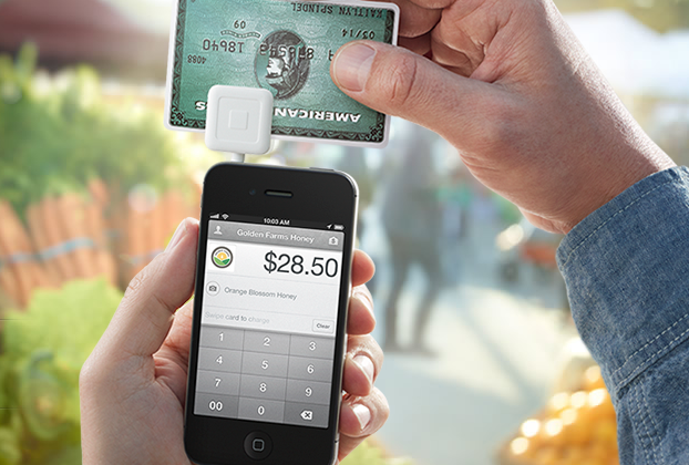Square Mobile Payments hit Verizon: iOS and Android card readers ahoy