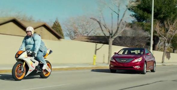 Hyundai releases three of its five Super Bowl commercials