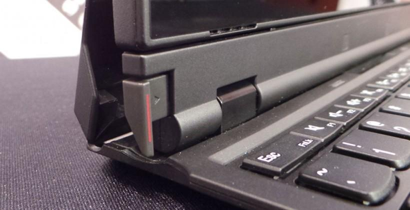 Lenovo ThinkPad Helix extended hands-on: Rip and Flip up close and personal