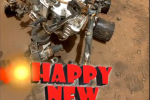 Here's Curiosity's New Year message from Mars