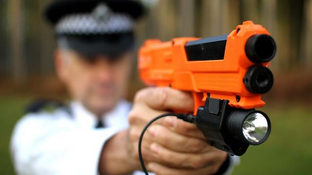 DNA tagging bullets mark criminal suspects for arrest