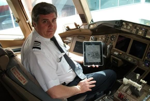 FAA proposal would prohibit personal wireless devices in the cockpit for pilots