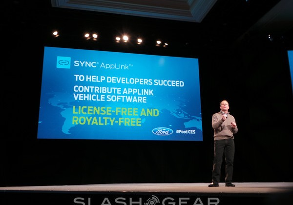 Ford AppLink expands with Amazon Cloud Player and a developer-friendly future