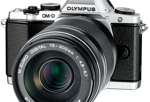 Olympus M.ZUIKO DIGITAL ED 75-300mm f4-6.7 II Lens revealed