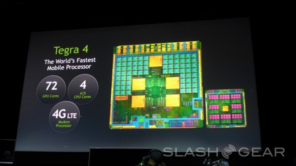 SlashGear 101: NVIDIA Tegra 4 in detail
