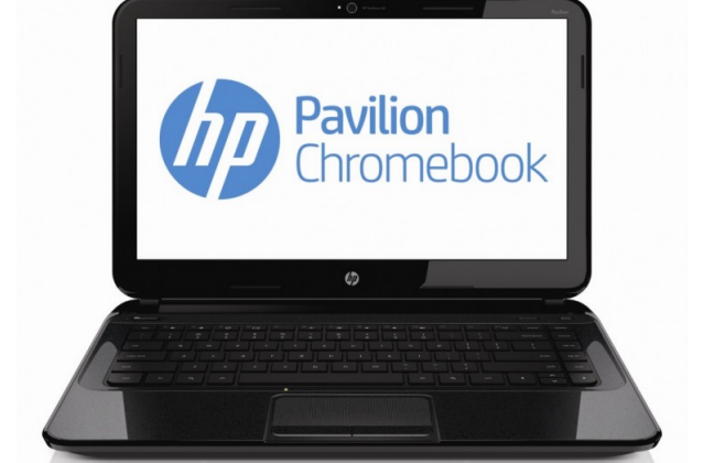 HP Pavilion Chromebook leaked for February 17th
