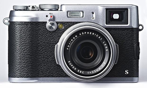 Fujifilm announces new X20 and X100S at CES 2013