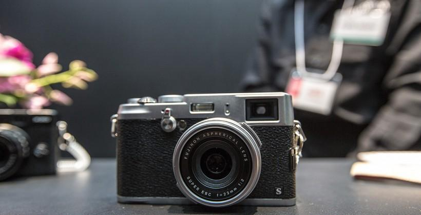 Fujifilm X100S and X20 hands-on