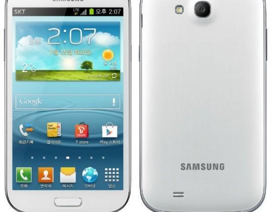 Samsung announces Galaxy Grand with LTE and 1.4GHz quad-core processor