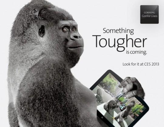Corning Gorilla Glass 3 appears this spring