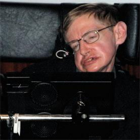 Intel is hard at work on technology to help Stephen Hawking communicate