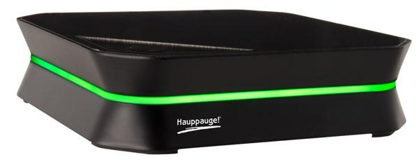 Hauppauge unveils HD video recorders for gamers and media fans