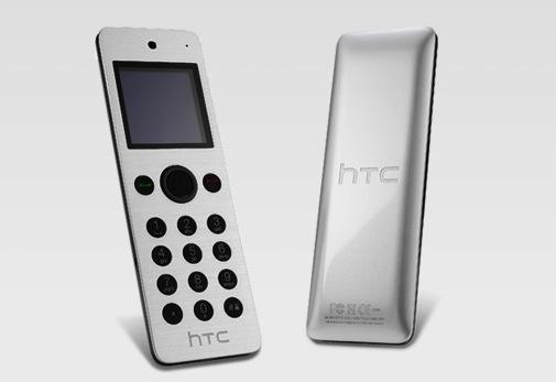 HTC Mini is your Butterfly's candybar remote control and handset