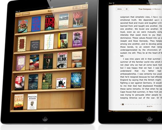 iBookstore to launch in Japan as early as January