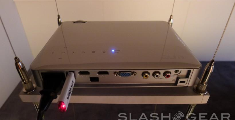 Vivitek announces Qumi Q7 HD pocket projector, we go hands-on