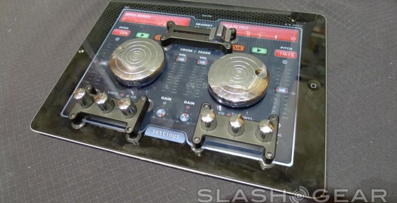 Ion Scratch 2 Go gives your iPad physical DJ controls, we go hands-on