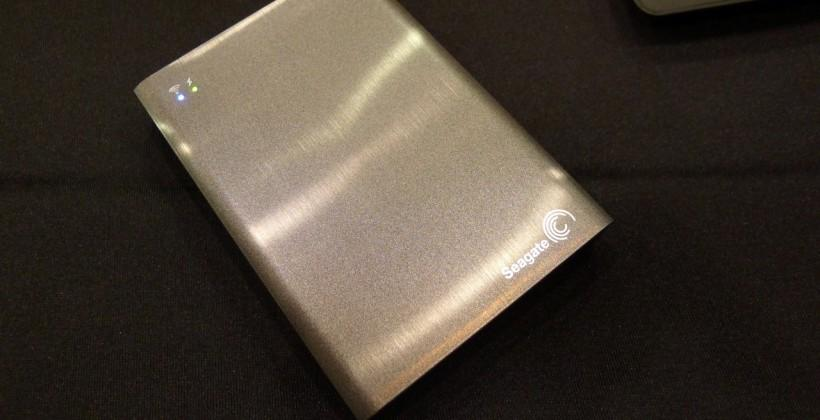 Seagate Wireless Plus WiFi hard drive hands-on