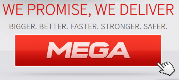 Kim Dotcom's Mega launches for early-access users