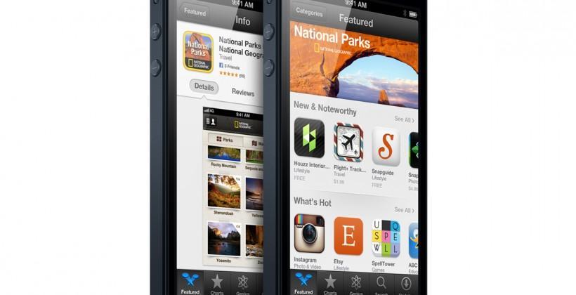 Apple App Store blasts through 40 billion downloads