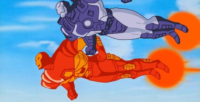 Amazon's LOVEFiLM signs Marvel cartoon deal