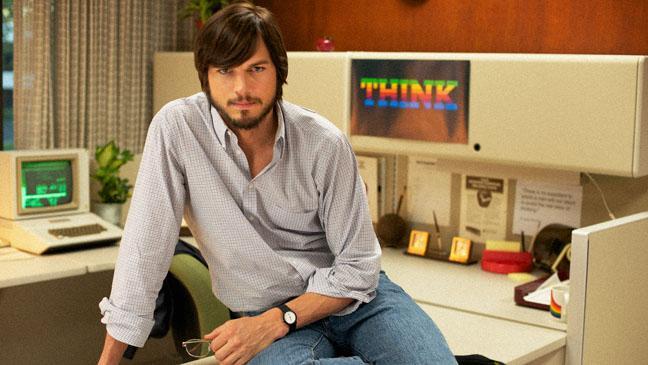 JOBS film with Ashton Kutcher hits theaters on Apple's 37th anniversary