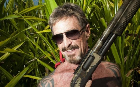 John McAfee says he operated a spy ring, uncovered a terrorist network