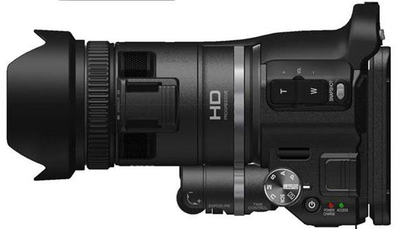 JVC unveils new high-end Procision GC-PX100 camcorder