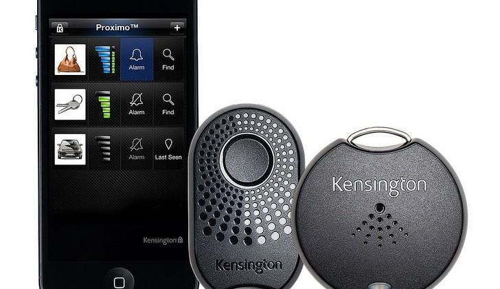 Kensington Proximo: A Bluetooth tracking dongle for the perpetually paranoid